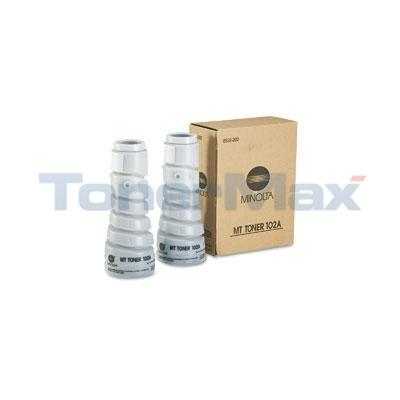 MINOLTA 1083 2010 TONER BLACK (102A)